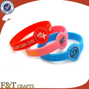 Promotional Silicon Bracelet / Silicon Wristband pictures & photos