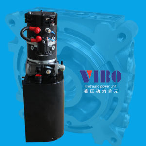 12 V 0.8kw Vertical Professional Hydraulice Power Unit Manufacturer for Table Lift. pictures & photos