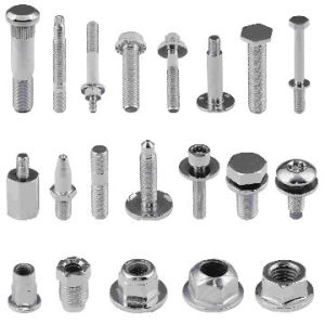 Fastener Bolt and Nut & Self-Locking Hexagon Nuts pictures & photos