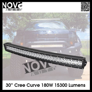 2016 High Performance Curved CREE LED Light Bar 120W 180W 240W 288W 300W Car LED Bar Light with CE RoHS Jgl Light Bar