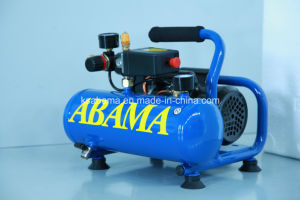 Ta-0304 0.75HP with 4L Tank Frame Oil Free Air Compressor pictures & photos