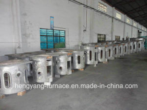 12 Pulse Hydraulic Steel Shell If Furnace pictures & photos