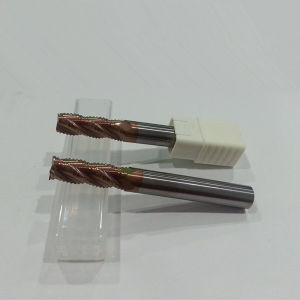 2016 Hot Selling Solid Carbide Roughing End Mills From Manufacturer pictures & photos