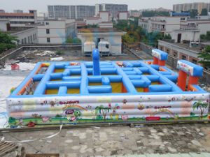 Inflatable Maze, Inflatable Sport Playground for Sale pictures & photos