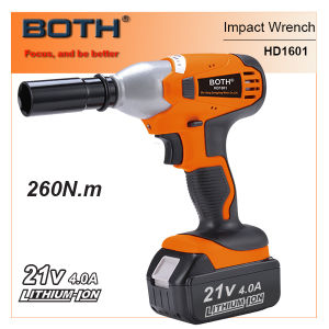 18V 4.0ah Li-ion Cordless Impact Drivers (HD1601-1840) pictures & photos