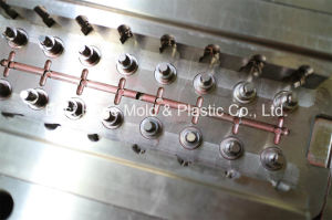 High Precision Pump Connector Injection Mould pictures & photos