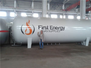 80000L Asme Approved Q345r 80cbm LPG Tank for Propane (CLW) pictures & photos