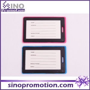 Wholesale Custom Design Funny Thermal Baggage Tag pictures & photos
