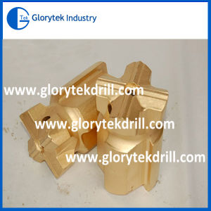 High Quality Mining Rock Drill Bits Rock Taper Cross Bit pictures & photos