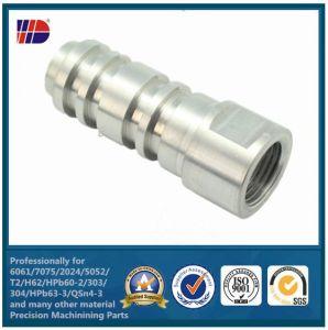 Aluminum CNC Router Parts for Mechanical Equipment pictures & photos