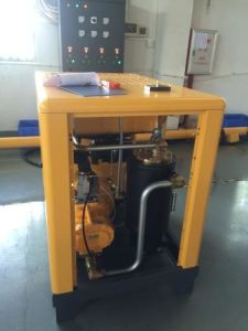 China Pm Energy Saving Rotary Screw Air Compressors (10HP~175HP) pictures & photos