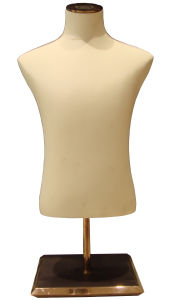 Leather Wrapped Male Cloth Half Body Mannequin pictures & photos