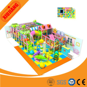Commercial Amusement Naughty Castle Indoor Playground Equipment (XJ5052) pictures & photos