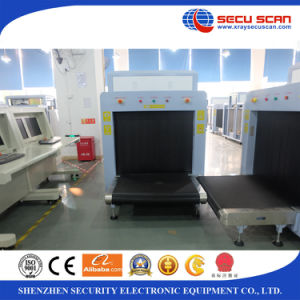 X-ray Baggage Scanner AT10080B for station/post office/metro use X-ray machine pictures & photos