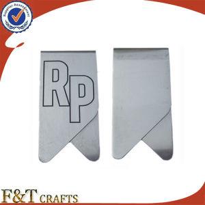 Custom Mini Half Dollar Blank Metal Clip Money Clips pictures & photos