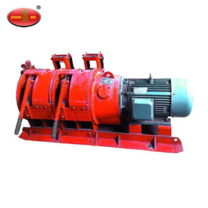 2jp-55 Electric Double Drum Scraper Winch for Metal Ore pictures & photos
