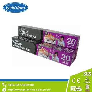 Functional Aluminium Foil Food Packing Method pictures & photos