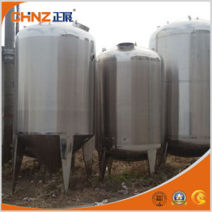 Food Grade Stainless Steel Storage Tank pictures & photos