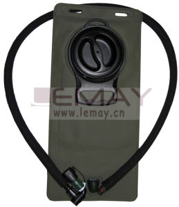 2.0L Large Handle Mouth with Turn on Valve Hydration Water Bladder pictures & photos