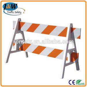 Promotion! ! ! 10% off Hot Sale a Frame Plastic Traffic Barrier pictures & photos