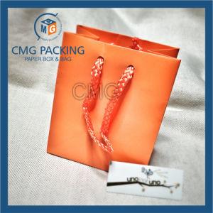 Gift Custom Luxury Wholesale Reusable Foldable Paper Shopping Bag (DM-GPBB-202) pictures & photos