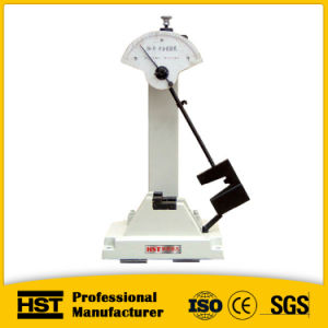Cheap Manual Operate Impact Metal Steel Testing Machine pictures & photos
