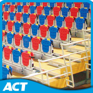 Multi-Use Retractable Tribune Seating/ Bleacher System for Indoor pictures & photos