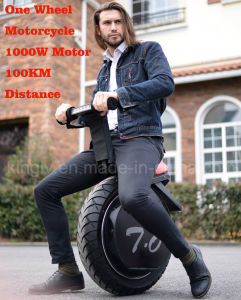 2016 Unicycle One Wheel Hoverboard Electric Skateboard E Scooter pictures & photos