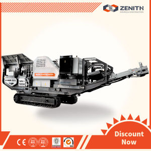 High Performance Crawler Mobile Stone Crusher Machine (LD-PF1210) pictures & photos