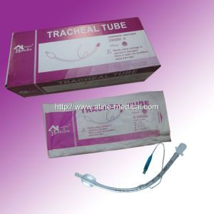 Ce0123 Disposable Medical Endotracheal Tube with Cuff (MW85b) pictures & photos