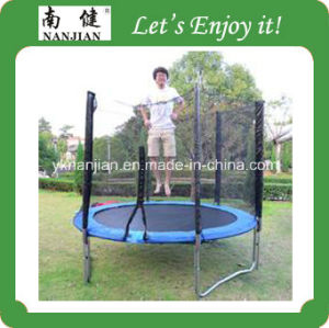 2014 Cheap Used Trampolines for Sale for Kids Outdoor Play pictures & photos