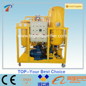 Top Turbine Lube Recycling Slop Oil Purifier pictures & photos