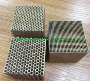 Mullite Honeycomb Catalyst Ceramic Plate pictures & photos