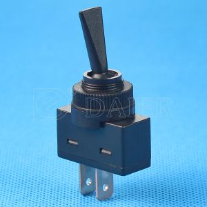 Auto Toggle Switch 12V on off Spst Switches (ASW-26-101) pictures & photos