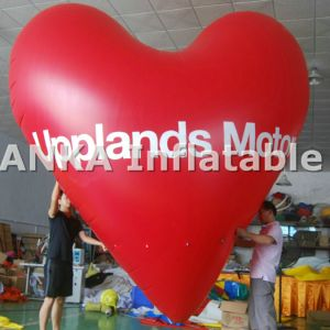 Heart Shape Balloon Inflatable Helium Balloon Wedding Decoration pictures & photos