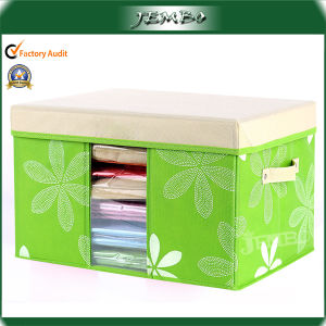 Durable Reusable Non Woven Storage Container for Home Collection pictures & photos