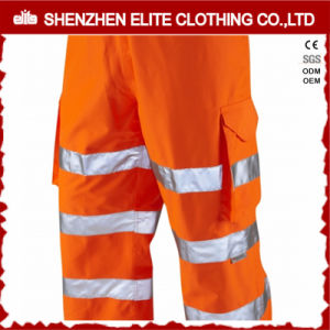 ANSI Class E Orange and Lime Safety Reflective Work Pants pictures & photos