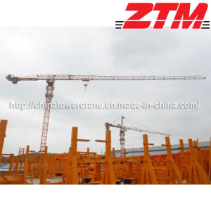 Tc6520 High Quality Tower Crane Throuh ISO9001: 2008