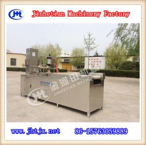 Ybj300 Chappattie/Dough Sheet/Thin Pancake Making Machine