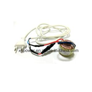 Mini Size Toroidal Transformer with Plug pictures & photos