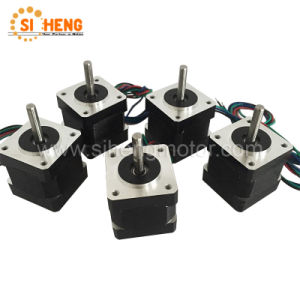 35mm (14H) 2 Phase Stepper Motor, Hollow Shaft Motor in China