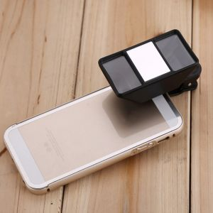 Mini Lens Take 3D Photo or Video Stereoscopic Camera Lens for Cellphone iPad Tablet PC pictures & photos