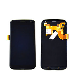 Competitive Price Phone Assembly LCD for Moto X (XT1052 XT1053 XT1055) pictures & photos