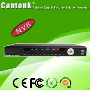 1080P 25CH NVR H. 264 Real Time Network Onvif2.4 NVR pictures & photos