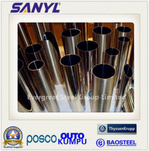 Annealed Stainless Steel Seamless Pipe pictures & photos