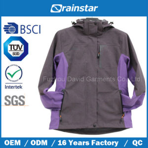 Breathable Cation Jacket with Waterproof & Windbreaker Function