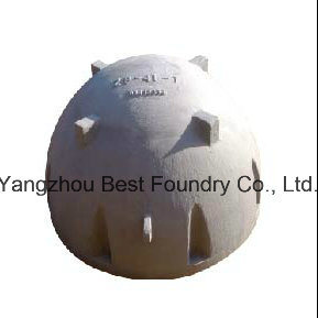 Ductile Iron Casting Rectifier Cover