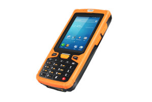 IP65 Certificated Industrial Android Handheld PDA with NFC/Lte/2D pictures & photos