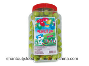 Chinese Dates Shape Bubble Gum pictures & photos
