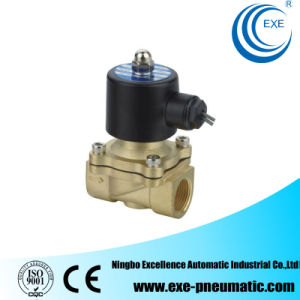 Exe 2/2 Way Direct Acting Brass Solenoid Valve 2W160-10 pictures & photos